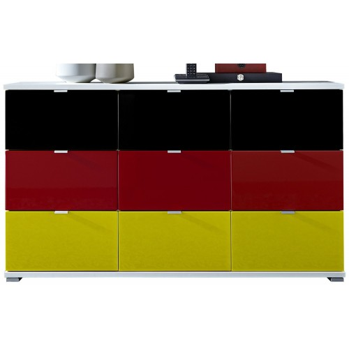 Sideboard Rot Hochglanz Ikea - Retina