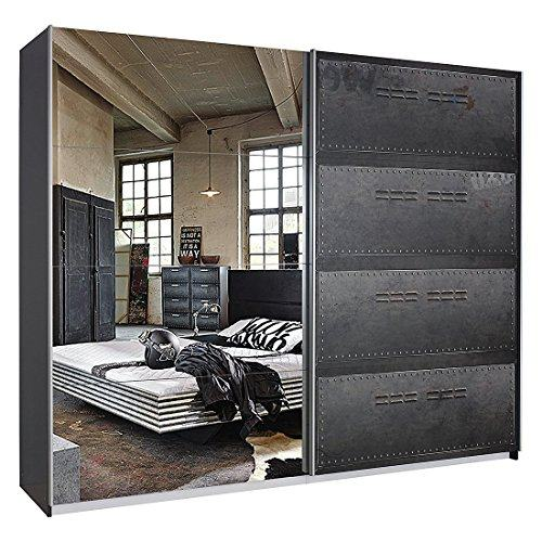 industrial look f r dein zimmer mit rauch wohnprogramm workbase. Black Bedroom Furniture Sets. Home Design Ideas