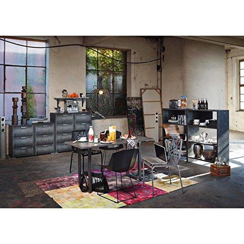 Industrial look f r dein zimmer mit rauch wohnprogramm workbase - Rauch mobel deutschland ...