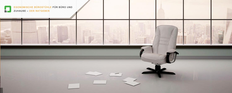 Egonomische Bürostühle für Büro und Zuhause - Ratgeber