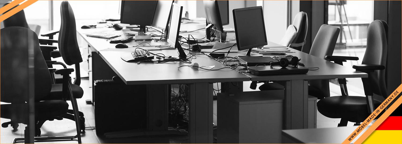 Hohenverstellbare PC-Tische für die Gesundheit