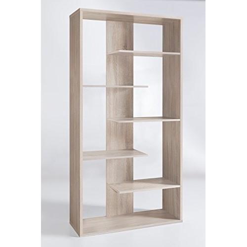 raumteiler regal eiche sagerau die neuesten innenarchitekturideen. Black Bedroom Furniture Sets. Home Design Ideas