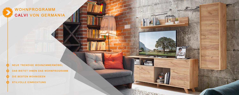 Wohnprogramm Calvi von Germania - Qualität made in Germany