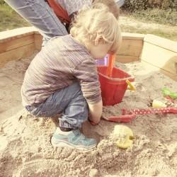 Die besten Sandkästen für ihren Garten