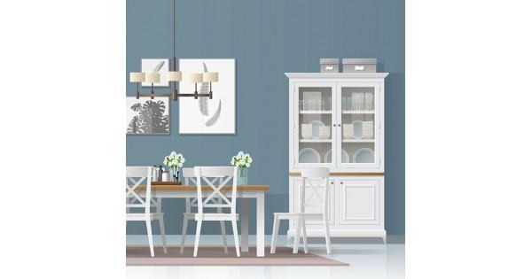 mit vitrinen ansprechende wohn t r ume gestalten. Black Bedroom Furniture Sets. Home Design Ideas