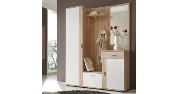 garderobe diele aus deutschland im angebot. Black Bedroom Furniture Sets. Home Design Ideas