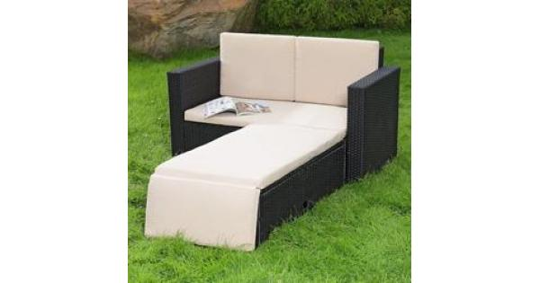 gartensofas made in germany im angebot. Black Bedroom Furniture Sets. Home Design Ideas